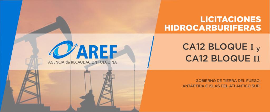 aref hidrocarburiferas